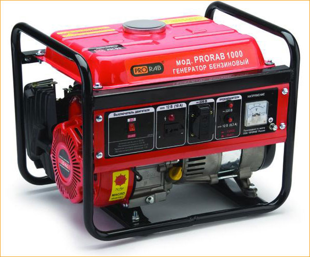 генератор PRORAB 1000