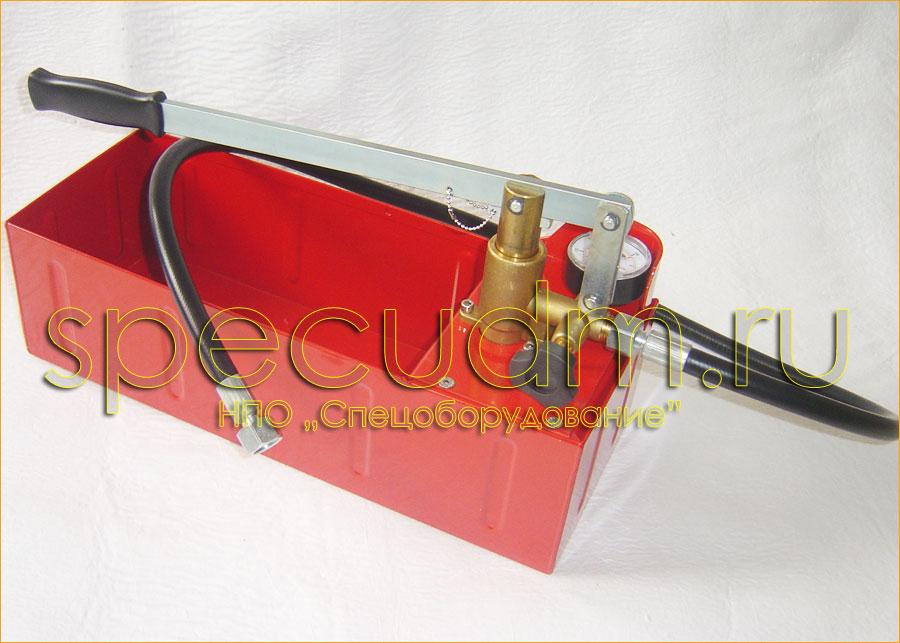 Установка для опрессовки ручная Компакт-50 предназначена для гидравлической опрессовки сосудов, котлов и систем...