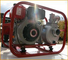 Мотопомпы - для грязной воды, пожарные - купить - Вепрь